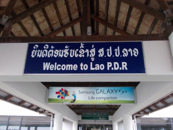 ESCAPADE AU LAOS