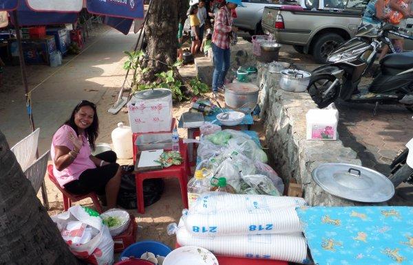 Après avoir fait le bien, les Thaïs se préparent à se faire du bien...