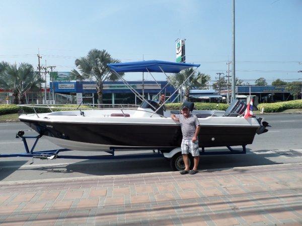 Encore un nouveau bateau !