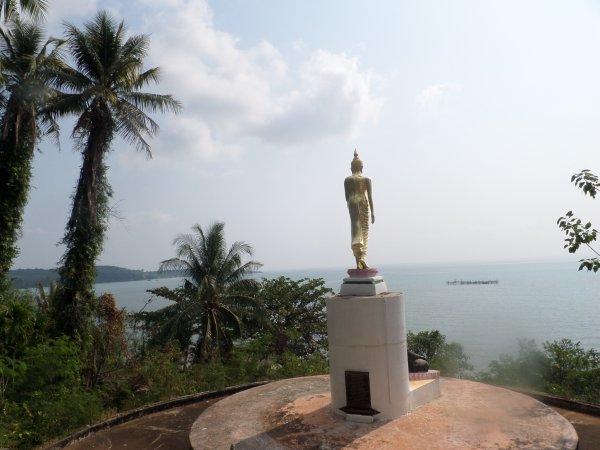 Le petit temple de koh Mak
