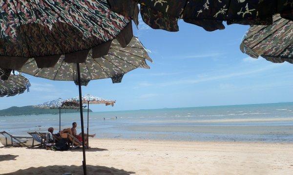 Une bien jolie plage