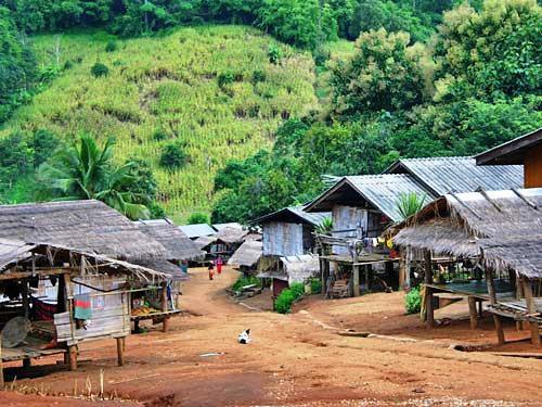 Demain, nous partons quelques jours à Chiang Mai