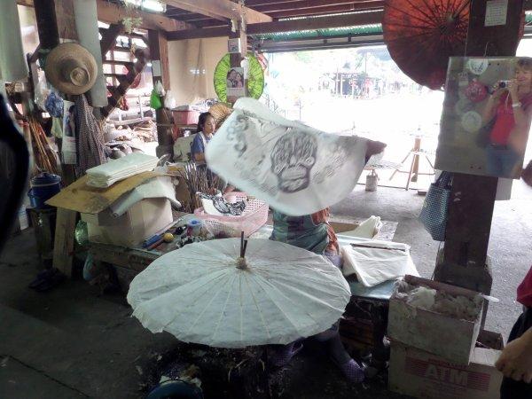 Les ombrelles