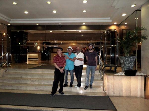 Retour aux Tours Petronas