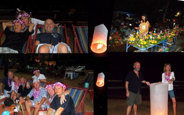 Petits souvenirs de Loy Krathong !