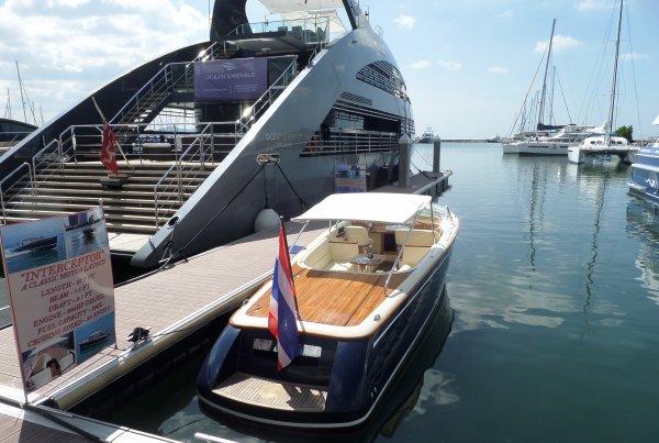 Belle journée à Océan Marina !