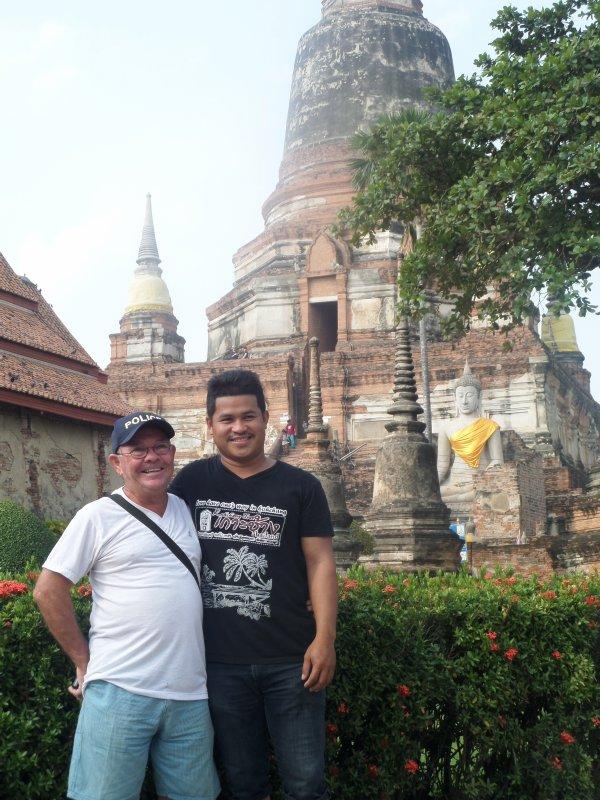 Toujours à Ayutthaya !