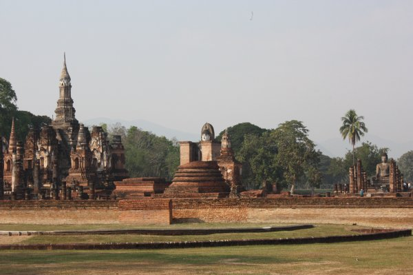 Après Ayutthaya...