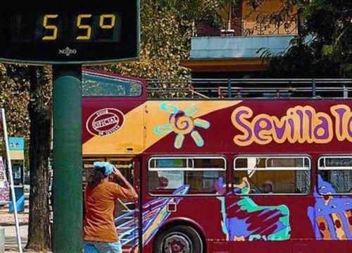Sevilla - Scheveningen.