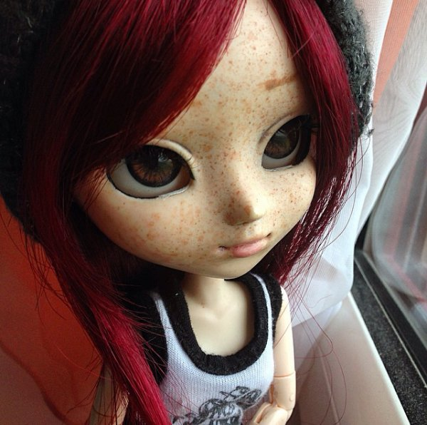 Auburn Johnsons, ma Pullip.