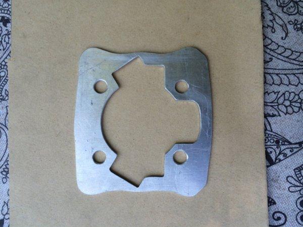 Cale aluminium