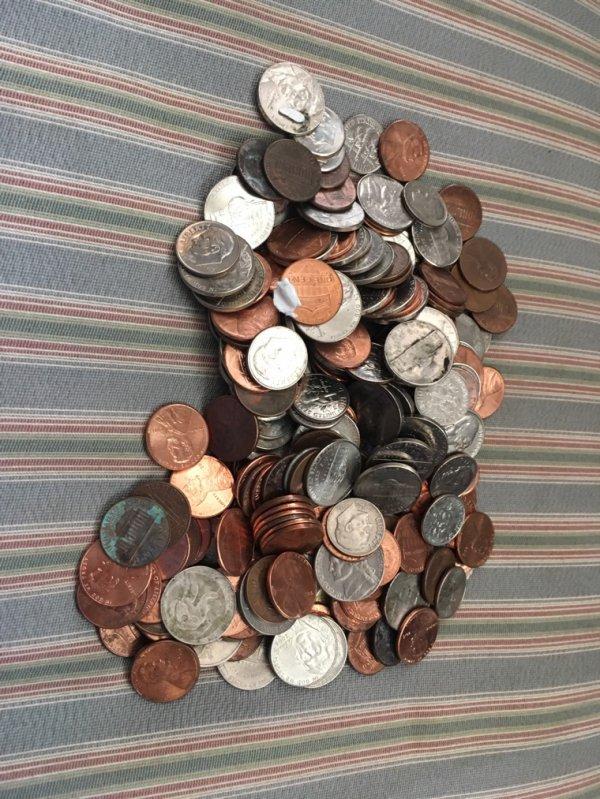 Vous voulez que je vous rendent la monnaie ?