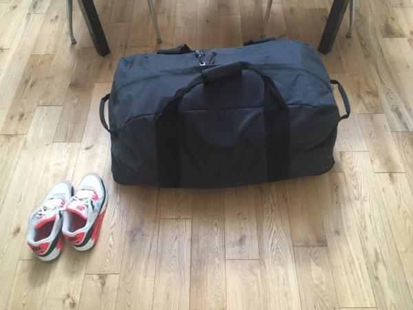 Prêt pour le voyage !