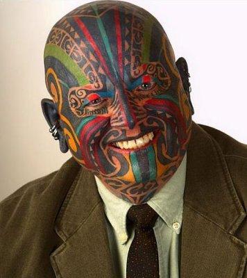 Tatouage Homme De Couleur Et De Tous Continents Blog De Skadness