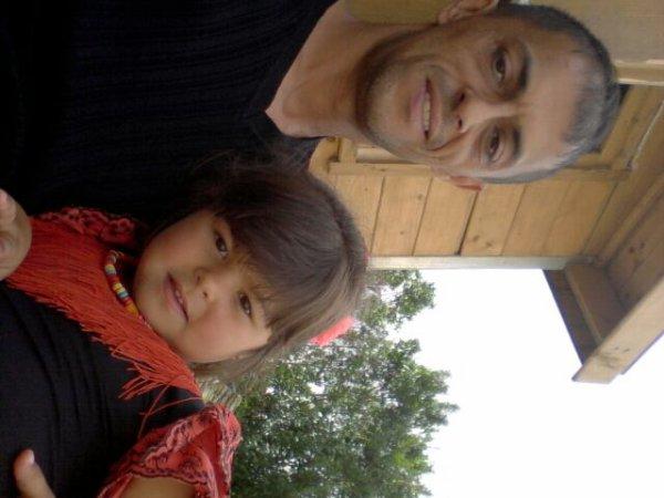 Ma fille est son père