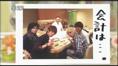 Hanamaru Café - 10 octobre 2012
