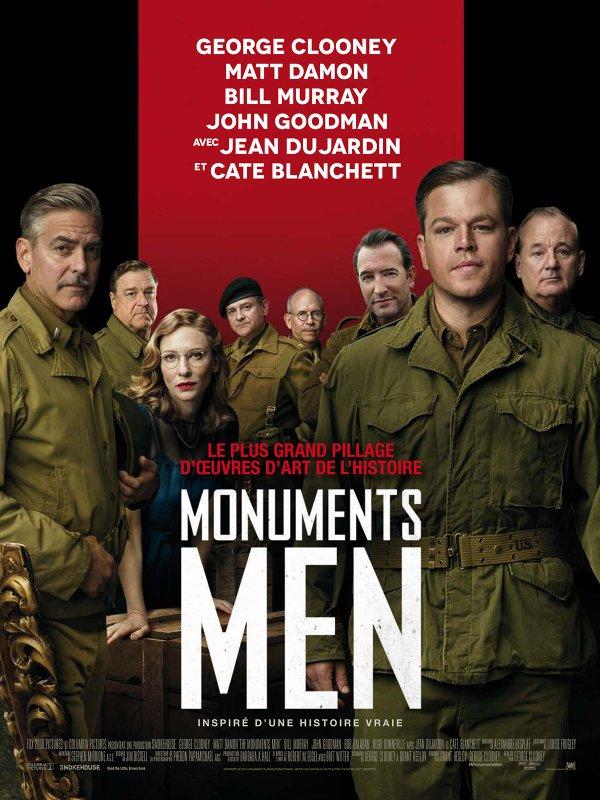 """Monuments men"" 12 mars 2014"