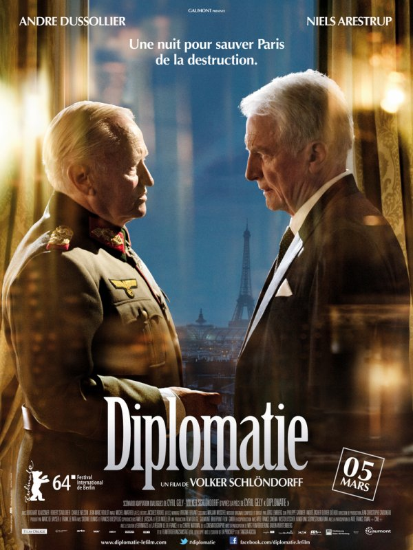 Critique de film : Diplomatie