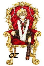 *** Pandora Heart - personnages principaux ***