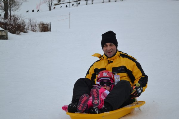 Vacances au Ski Février 2014