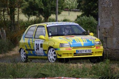 rallye de mezidon 2011