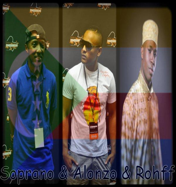 ~Mes Prèf Soprano & Alonzo & Rohff