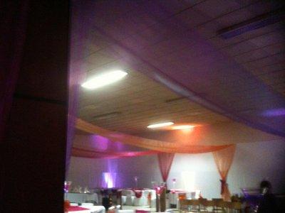 Décoration Bollywood (+ plafonds.)