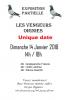 """J-J ! Exposition """"Les Vengeurs"""" de Oignies"""