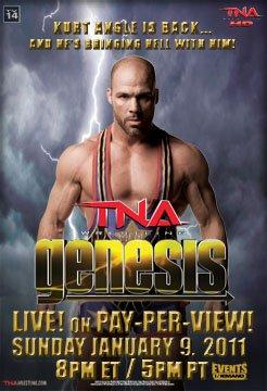 Mes Impressions sur TNA Genesis 2011