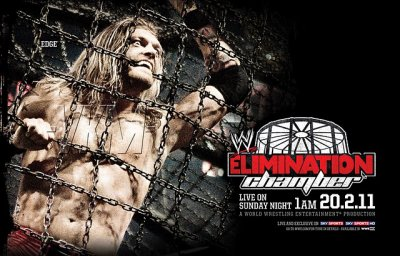 Mes pronostics pour WWE Elimination Chamber 2011: The satan's prison has arrived!