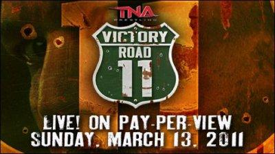 Mes pronostics pour TNA Victory Road