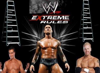 Mes pronostic pour wwe Extreme Rules 2011: la blague de l'année!