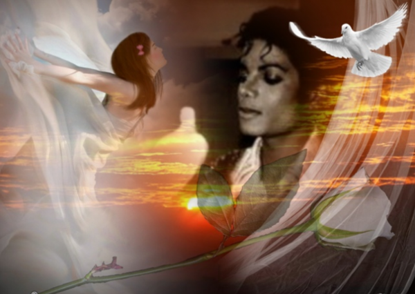 ALWAYS WITH L.♥.V.E. FOR OUR MICHAEL ANGEL