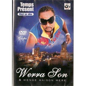 """Werrason dans """"Temps présent'' (DVD)"""