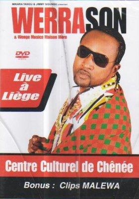 Werrason live à Liège