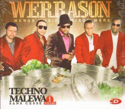 "Werrason dans ""Techno malewa sans cesse"" (CD + DVD)"