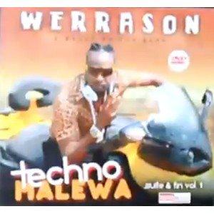 """Werrason dans """"Techno malewa suite & fin""""  (2 CD + DVD)"""
