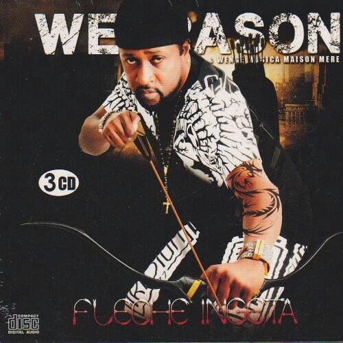 "Werrason dans ""Flèche ingeta"" (CD 1)"