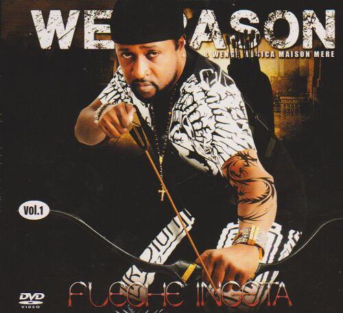 "Werrason dans ""Fleche ingeta"" (2 DVD)"