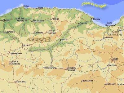 L'Histoire de La Kabylie