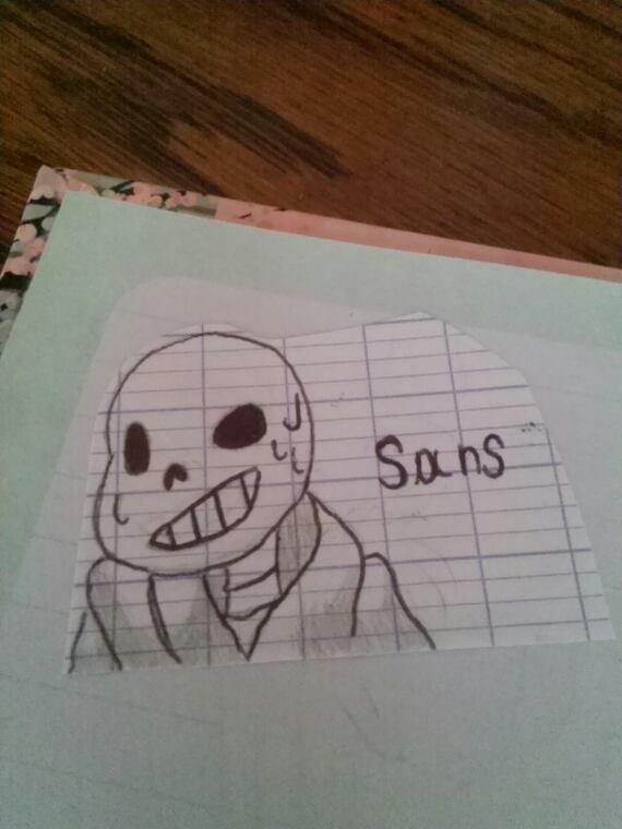 HEY ~ p'tit dessin que je fait quand je m'ennui en 5 minute (en cours >0