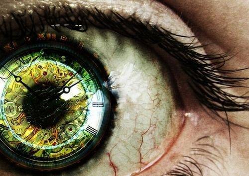 Le temps passe, à une vitesse qui me dépasse, On vie tous, avec l'angoisse qu'un jour on y passe.