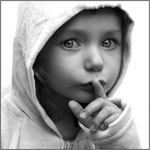 Si ce que tu as à dire n'est pas plus beau que le silence, alors tais-toi.