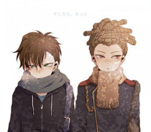 Fudou x Kidou