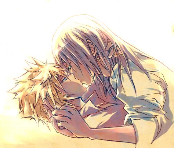 OS: Riku x Mizuki