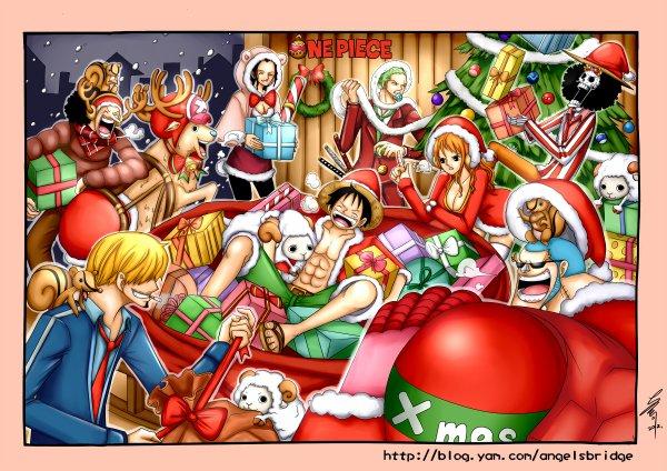 Joyeux Noël à tous!! :3