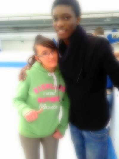 Journee patinoire