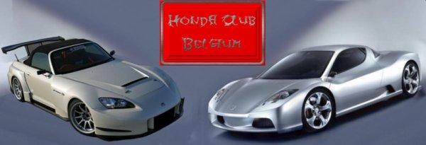 Honda Club Belgium