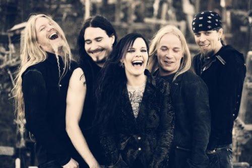 Un merveilleux groupe !! Nigthwish !!