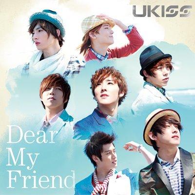 Dear My Friend CD Content